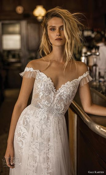 "Gali Karten 2019 Wedding Dresses — ""Paris"" Bridal Collection"