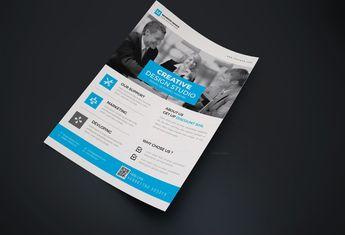 Granite Creative Corporate Flyer Design Template - Graphic Templates