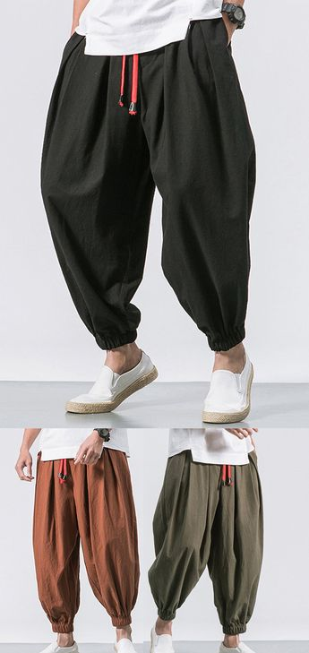 Must have pants for men. #fashion #style #casual