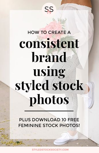 How to Brand Styled Stock Photos for Your Business - Styled Stock Society