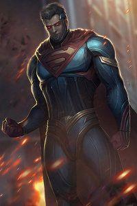 Superman Fanart Wallpaper