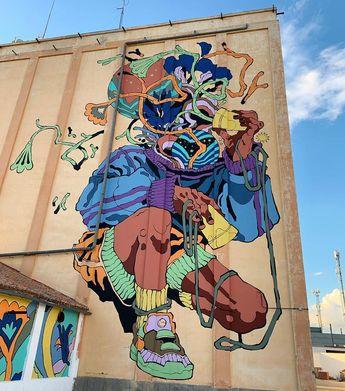 Ten Massive Spanish Silos Transformed to Promote Social Inclusion