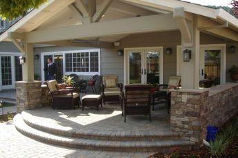 30 Comfortable Front Porch Design And Decor Ideas
