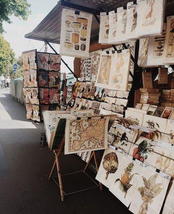 Paris Photo Diary 6 (Last bits of Paris )
