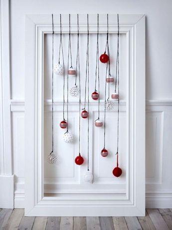 Aujourd'hui , je vous propose une alternative au sapin classique pour celles et ceux qui veulent autre chose pour Noël. Personnellement...