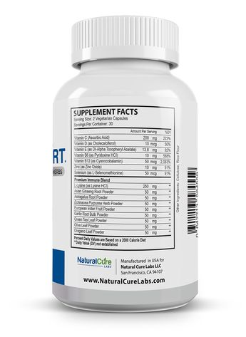Premium Immune Support. *1 Researched Natural Antiviral Antibacterial Formula 60 Count *** Learn more by visiting the image link. (This is an affiliate link)