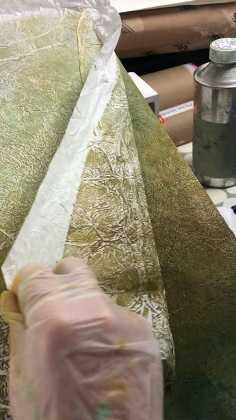 Reduction Techniques: Tissue Paper