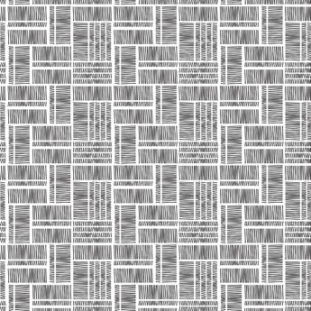Abstract digital paper, Black and white paper, Geometric pattern, Hand drawn pattern, Abstract graphic background, Minimalist custom fabric