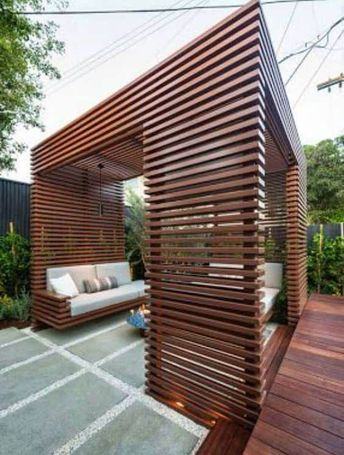 14 Examples of Backyard Pergolas That Cure Analysis-Paralysis