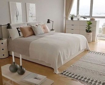 49 Best Scandinavian Bedroom Design For Simple Bedroom