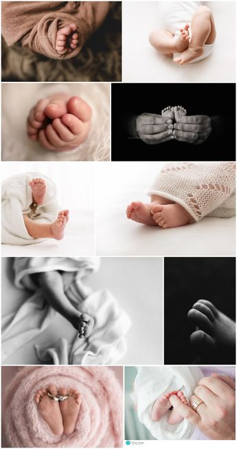 Newborn Macro Images