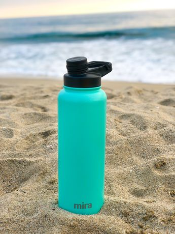 Mira Sierra Water Bottle - Teal