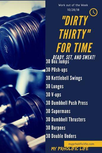 15 Tough Crossfit Workouts