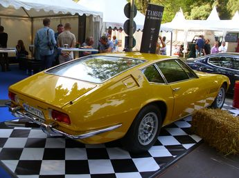 Maserati Ghibli SS 1972