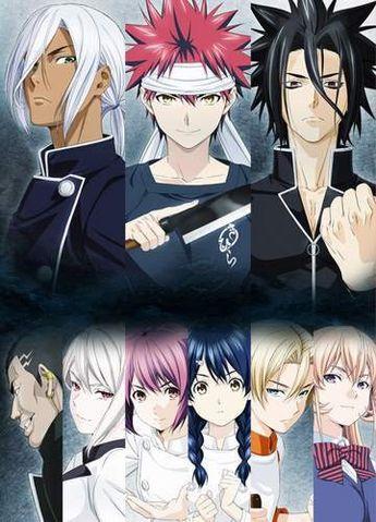 Shokugeki no Soma (Food Wars!) S2 01 VOSTFR | Animes-Mangas-DDL