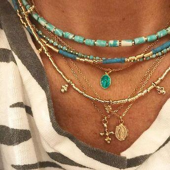 Bijoux fantaisie tendance 2019 - Bijoux originaux | Bijoux fantaisie tendance 2019. Promo bijoux fantaisie. Mode bijoux. Colliers fantaisie, sautoirs, bracelets et bagues tendance pas cher