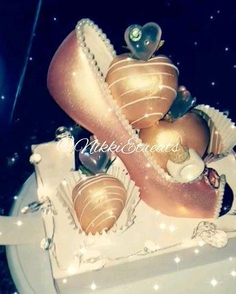 #NikkiEtreats #blingberries #Diva #candyapples #chocolatecoveredstrawberries #chocolatestrawberries #chocolatestrawberry #chocolate #strawberry #infusedstrawberries #infused #chocolateheels  #highheels  #highheelshoes #chocolatehighheel #chocolatehighheels #chocolatehighheelshoes  #chocolatehighheelshoe #atlanta #atlart #atlantaart #atlstrawberries  #atlsweets #nowthatsludicrous
