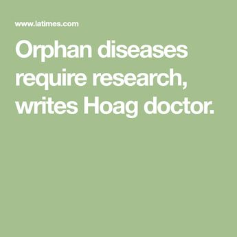 Liposarcoma and other 'orphan diseases' warrant research and attention