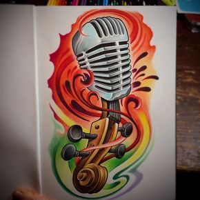 New project to arm tattoo..! #realitional #tattoo #color #art #antikorpo #andrealanzi #inkedmagazine @milanotattooconvention