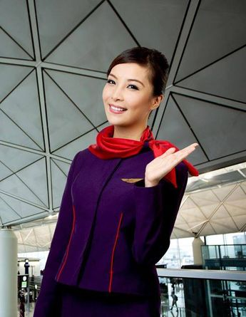 Hong Kong Airlines Cabin crew