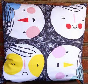 "print & pattern blogs the brilliant ""Corby Tindetsicks"""