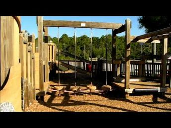 Perdido Kids Park in #Pensacola Florida near NAS! The most popular childrens park in town~