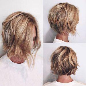 23 coiffures chic bob pour plus de 50 - Coupe de Cheveux