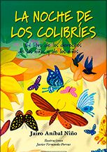 Libros: La noche de los colibríes, Jairo Aníbal Niño, Literatura juvenil
