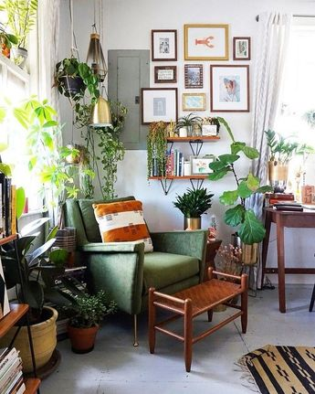 ✔ 73 elegant boho bedroom decor ideas for small apartment 29