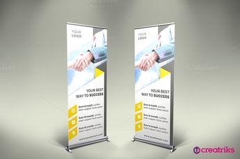 Corporate Up Banner - v057 @creativework247