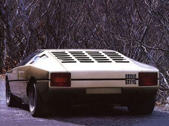Amazing Photos Of 1974 Lamborghini Bravo Concept, The Dream-Car That Never Made It Into Production