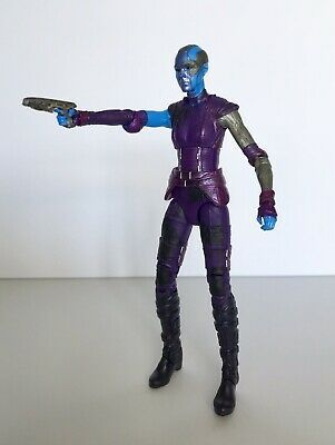 "Marvel Legends NEBULA 6"" Guardians of the Galaxy Figure Mantis BAF Series MCU #marvel #movies #avengers"
