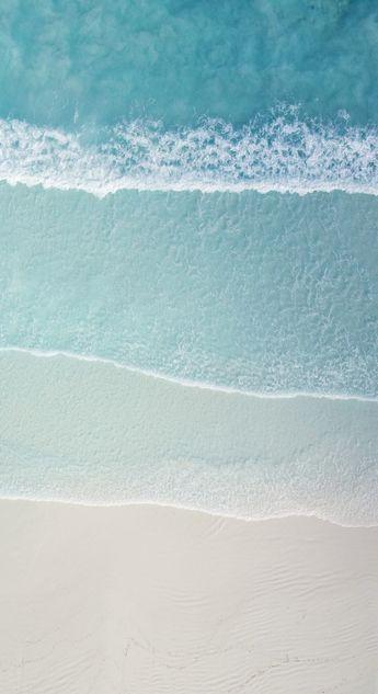 Se você ama praia, vai amar esses 21 fundos de tela para celular