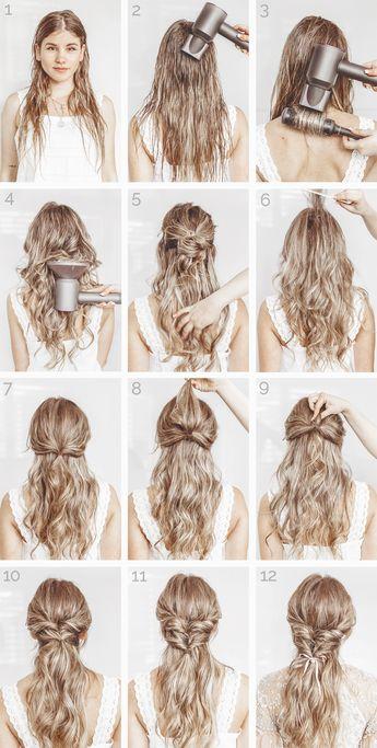 5 Minute Tutorial: Elegant Hairstyle