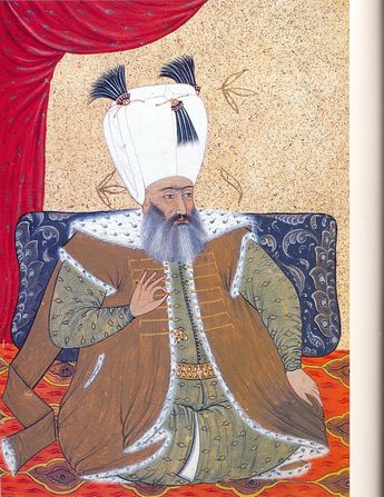 Muhteşem Süleyman / Kanuni Sultan Süleyman / 1.Süleyman