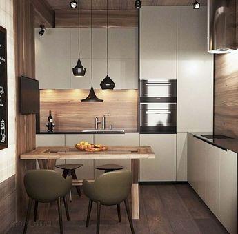 30+ Minimalist But Luxurious Kitchen Design