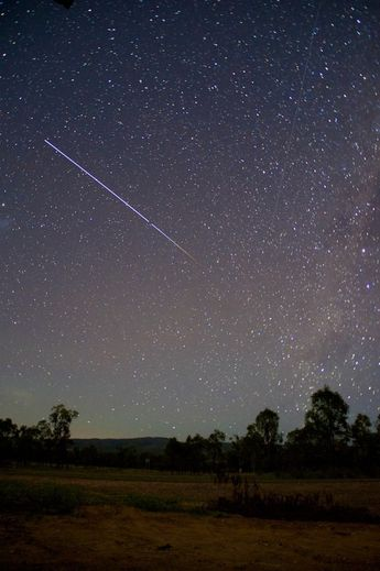Perseid Meteor Shower Will Light Up the Night Sky This Weekend - Slow Family