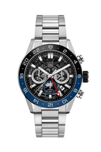ed4673804b47b TAG Heuer Carrera Chronograph GMT Watch  baselworld2018  ba