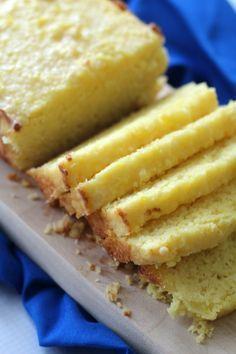 Keto Lemon Bread