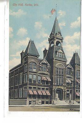 City Hall-Racine,Wisconsin