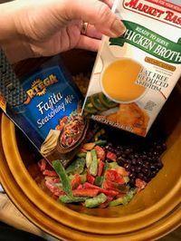 ZERO SmartPoints Chicken Fajita Soup