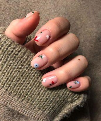 30+ Pretty Nail Ideas