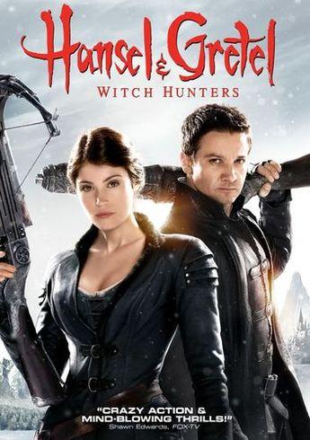 Hansel & Gretel: Witch Hunters [DVD] [2013]