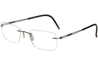 c436649b8b Silhouette Eyeglasses Titan Next Generation 5227 6061 Optical Frame  19x145mm, Silver