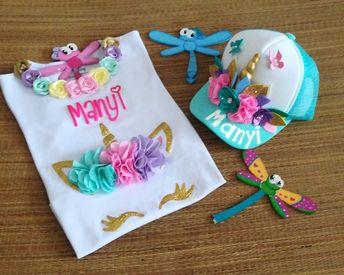 Gorras personalizadas unicornio y blusas Abilia Shopping Whatsapp 3132196957 dec1393730e