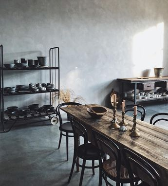 """Laura & Nora on Instagram: """"Love the light in the studio these days✨ #ourfoodstoriesstudio  ____ #loftstyle #photostudio #vogueliving #industrialstyle…"""""""