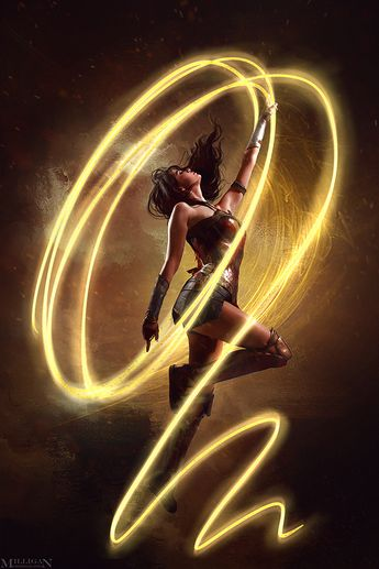 DC - Wonder Woman de MilliganVick
