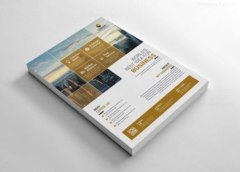 Industry Flyer Templates 002545 - Template Catalog