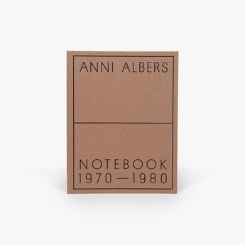 """Anni Albers: Notebook 1970–1980"" has won the 50 Books/50 Covers of 2017 award from American Institute of Graphic Arts. The book has also been shortlisted for the 2018 British Book Design and Production Awards. ... regram: @davidzwirnerbooks #annialbers #davidzwirnerbooks #AIGA5050 #AIGAarchives #annialbersnotebook @SarahSchrauwen @aigadesign @bbdpawards"