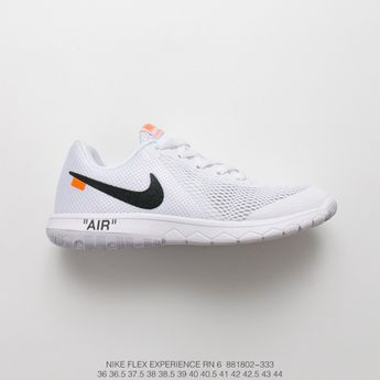34221d71c6b3 Fsr Lunarepic Crossover The10  Off-White X Nike Flex Experiecne Rn6  Crossover Upper Leisure
